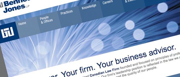 20 Excellent Law Firm Websites