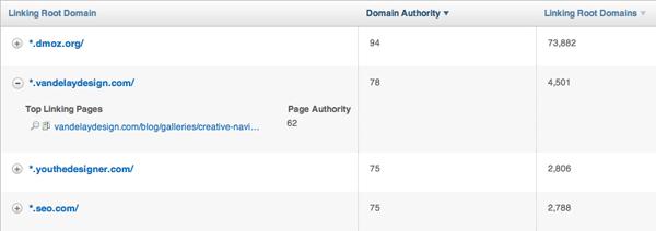opensite-explorer-linking-domains