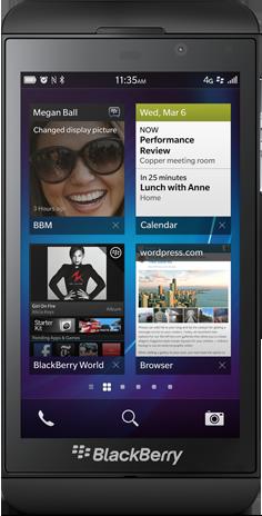 Aplikasi BlackBerry Indonesia